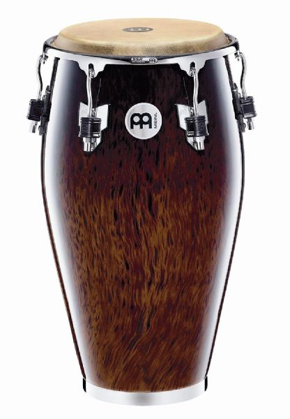 Meinl Percussion - 12 1/2 inch Professional Series Wood Conga - Burl - MP1212BB
